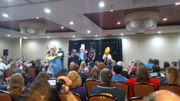 Third picture of the Cosplay Masquerade at Mysticon.