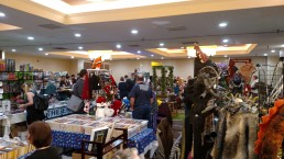 First picture of the Mysticon showroom.