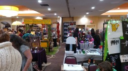 Fourth picture of the Mysticon showroom.