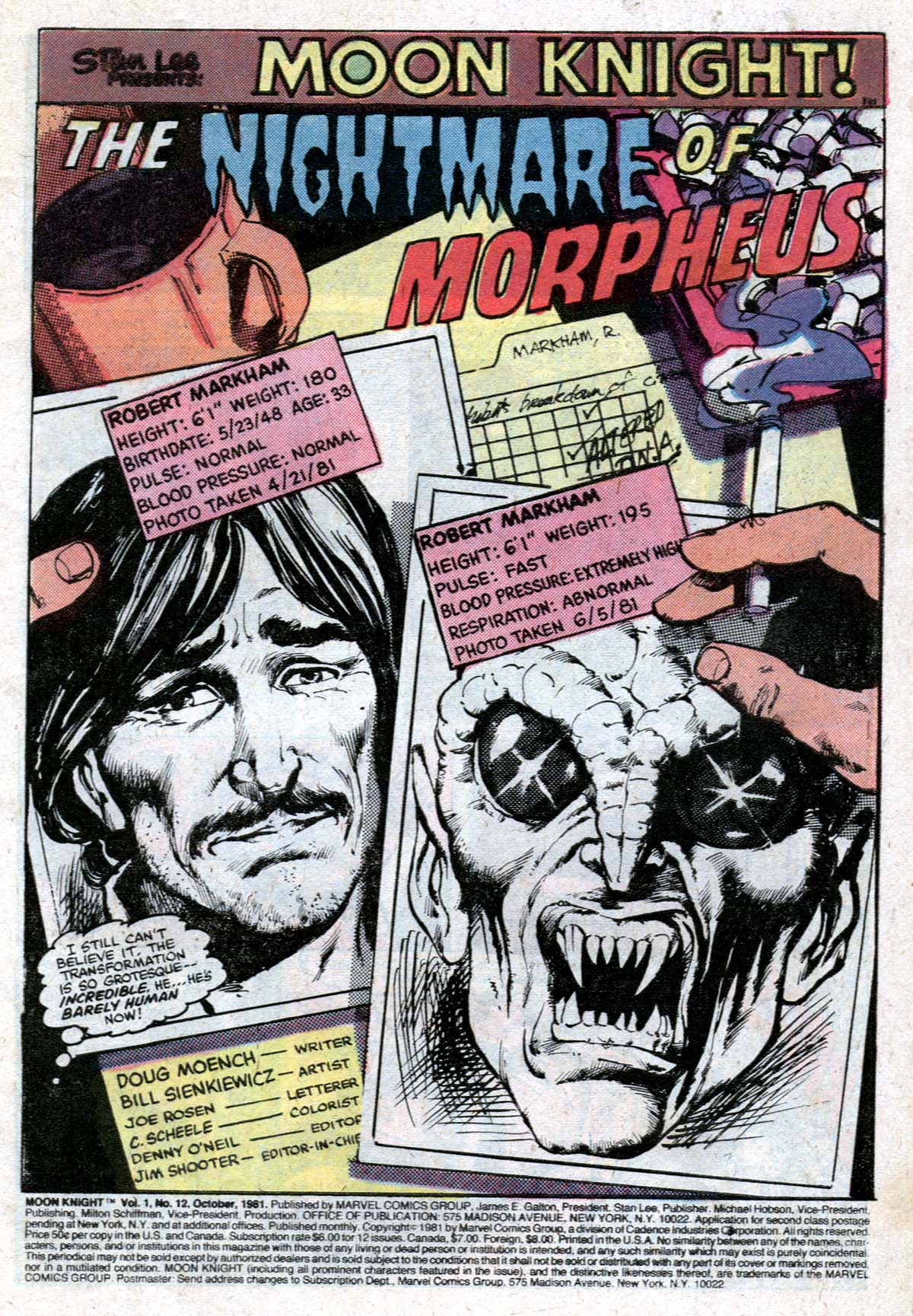 Morpheus from